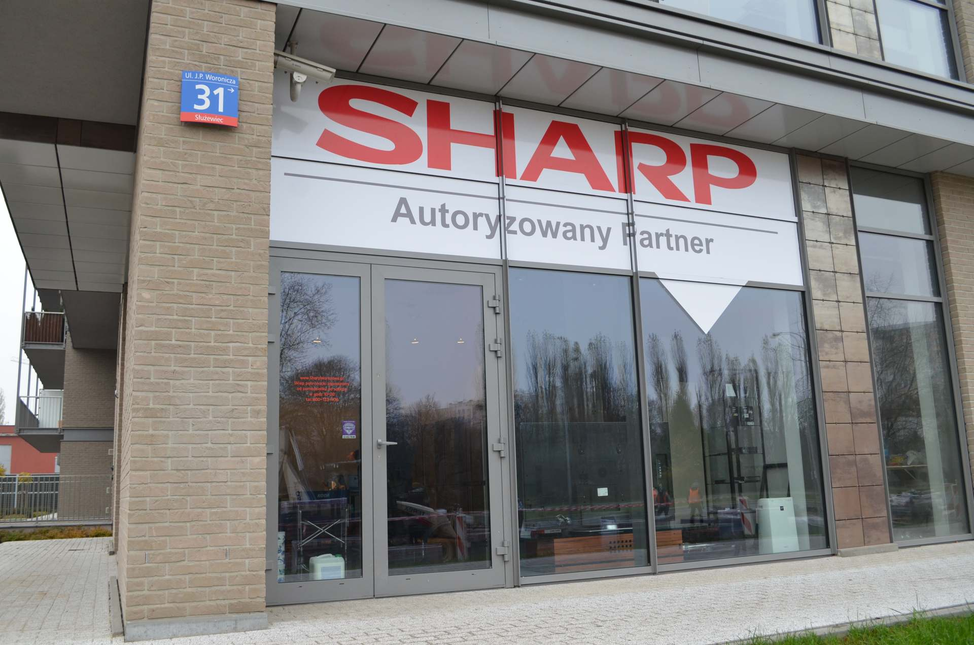 Sharp Warszawa – Wyłącznie Sharp