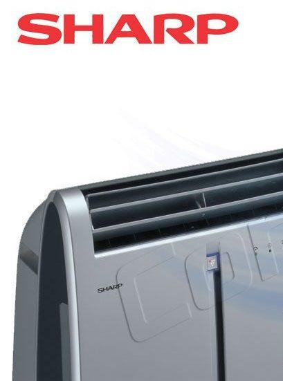 Klimatyzator Sharp Plasmacluster CV-P10PR – ciesz się orzeźwiającym i czystym powietrzem przez cały rok