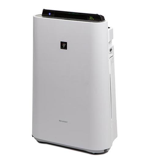 KC-D60EU (NOWOŚĆ) – inteligentny oczyszczacz powietrza z technologią Plasmacluster HD oraz funkcją inteligentnego nawilżania