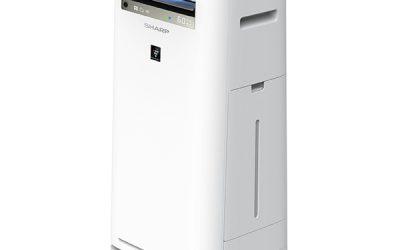 Oczyszczacz I Nawilżacz Powietrza SHARP KC-G60EUW