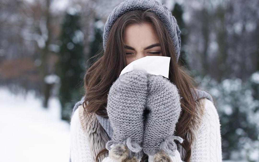 Alergia zimą – jak sobie z nią radzić?