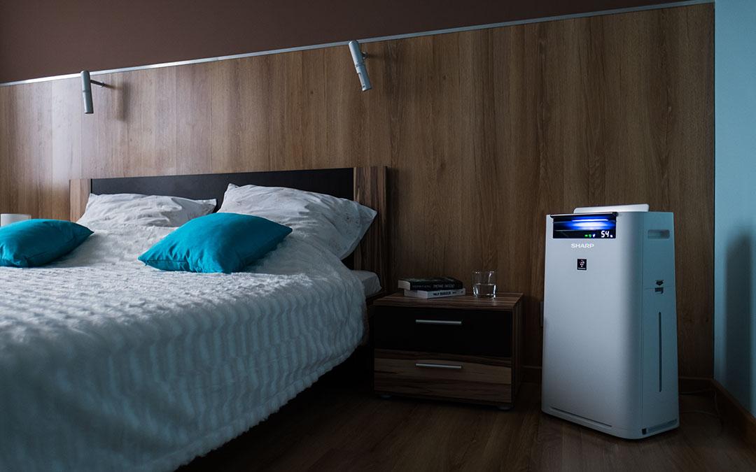 5 sposobów by poprawić jakość powietrza w mieszkaniu
