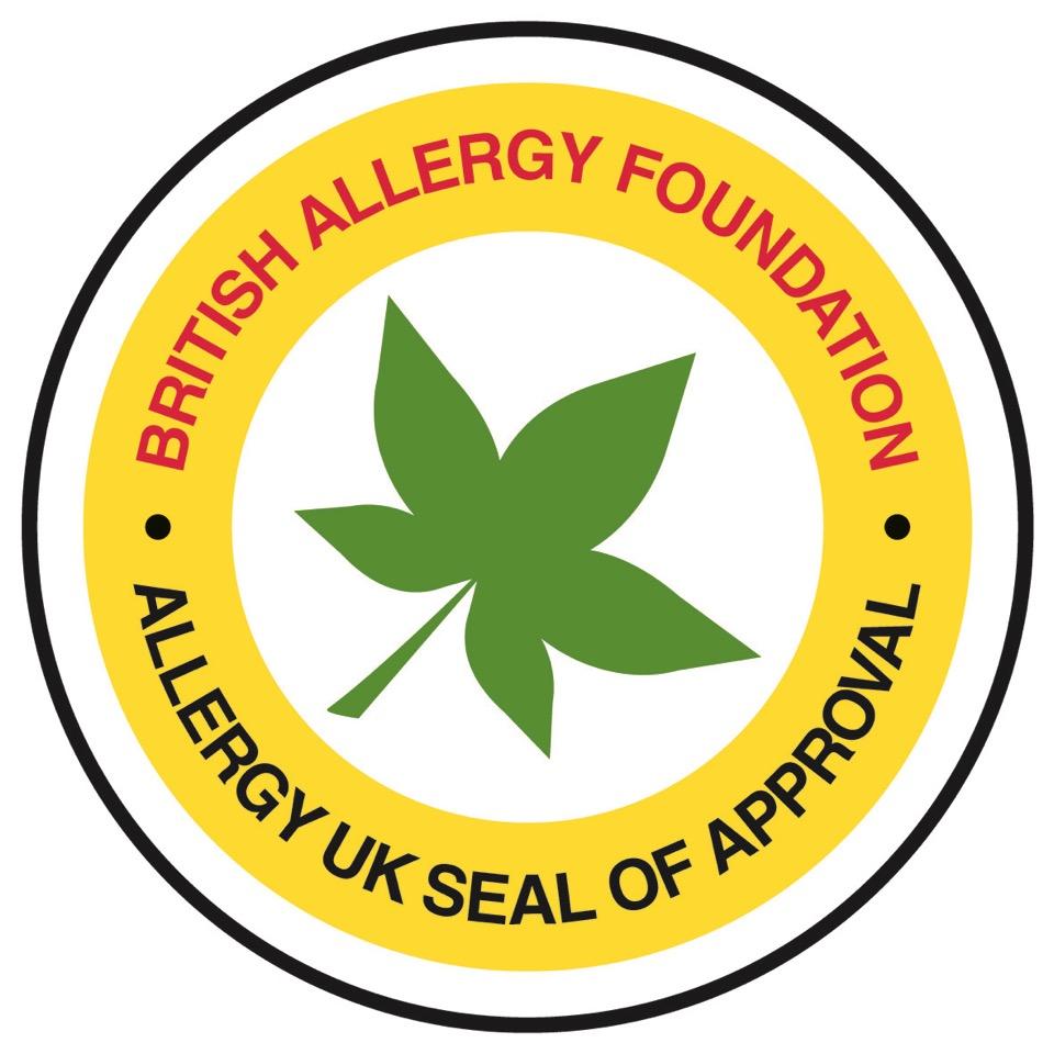 Logo The British Allergy Foundation