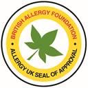 Certyfikat British Allergy Foundation